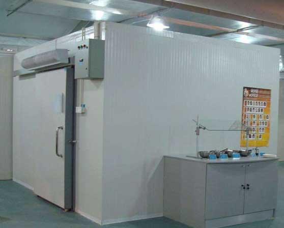 肉类冷藏库