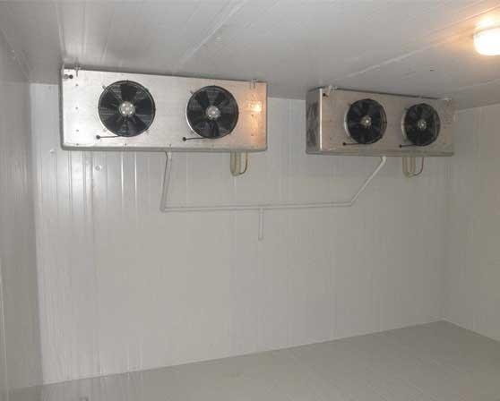 保鮮冷庫安裝